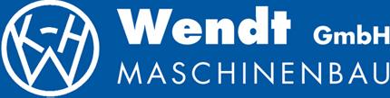 WENDT GmbH MASCHINENBAU